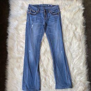 miss me women's bootcut jeans